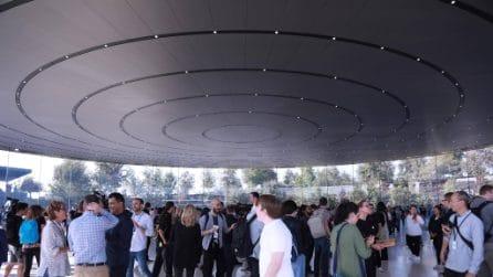 Immagine esclusive dall'Apple Park