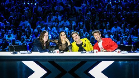 Le foto di X-Factor 11