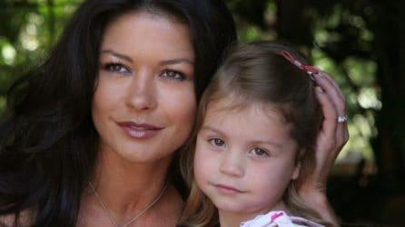 Carys Zeta Douglas, la bellissima figlia di Catherine Zeta-Jones