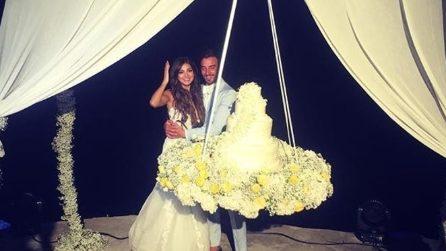 Le foto delle nozze di Donatella Buccino e Nico Guido