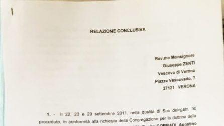 Relazione conclusiva della Commissione indipendente sul caso Provolo