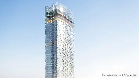 La nuova Tour Montparnasse, simbolo di Parigi 2024