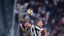 Serie A, le immagini di Juventus-Torino