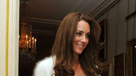 Gli abiti da sposa di Kate Middleton