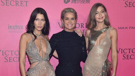 Come sorelle: Yolanda Hadid è splendida come Gigi e Bella