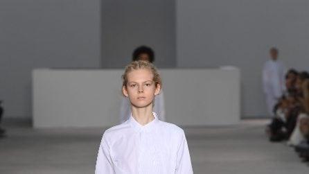 Jil Sander collezione Primavera/Estate 2018