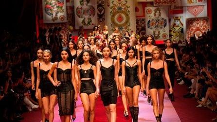 Dolce&Gabbana collezione Primavera/Estate 2018