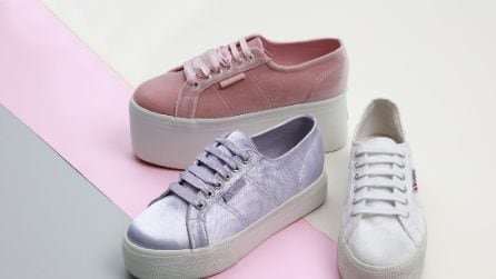 Superga by The Blonde Salad: la linea di scarpe firmata da Chiara Ferragni