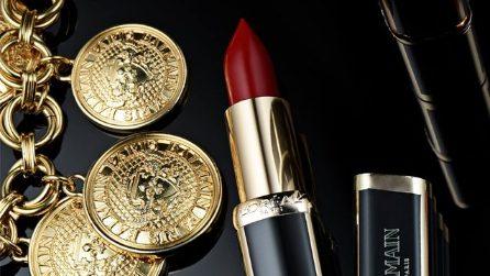 I 12 nuovi rossetti L'Oréal x Balmain