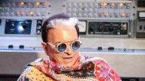 Gli occhiali di Cristiano Malgioglio al GF Vip