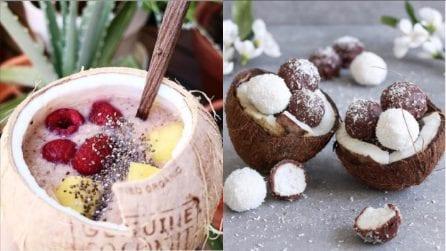 I 23 modi più originali per usare il cocco