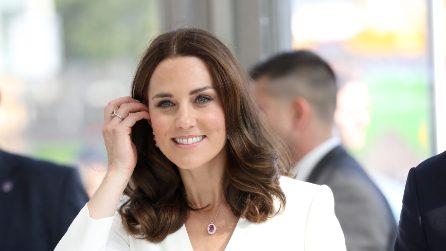 I look usati da Kate Middleton per nascondere la gravidanza