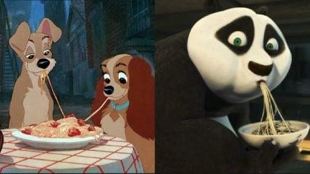 Le 13 scene dei cartoni animati che ti fanno venire fame