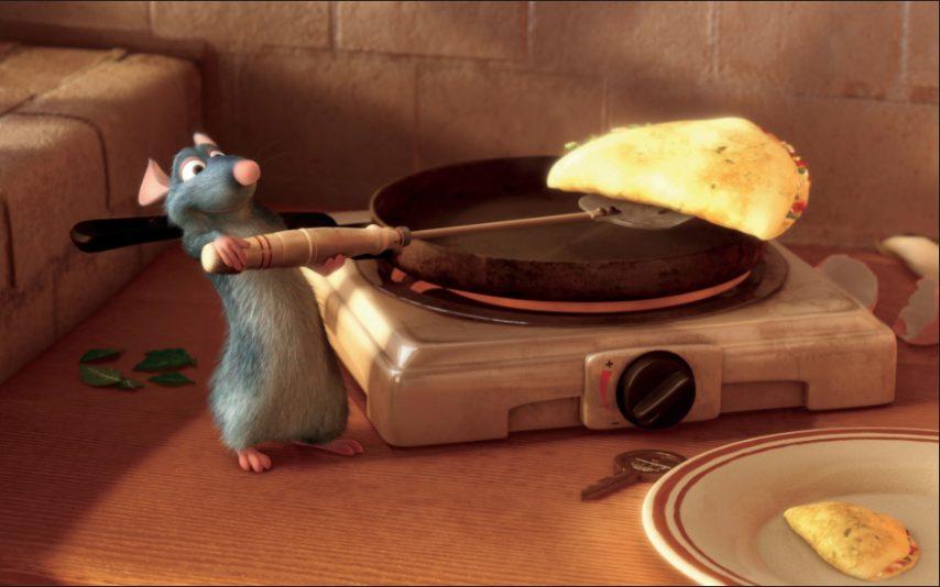 """Fonte: """"Ratatouille"""" (2007)"""