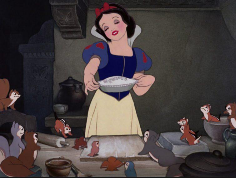 "Fonte: ""Biancaneve e i sette nani"" (1937)"