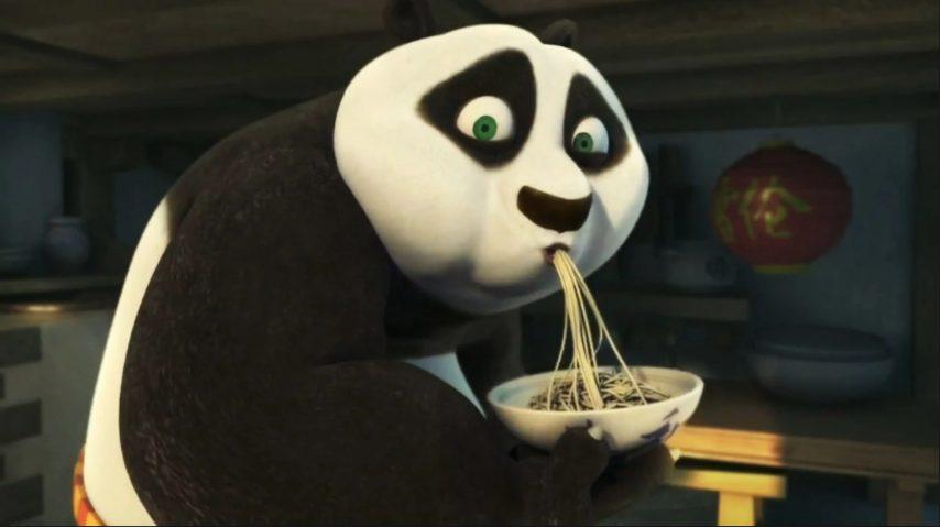 """Fonte: """"Kung Fu Panda"""" (2008)"""