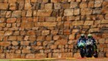 MotoGP, le foto di Andrea Iannone ad Aragon