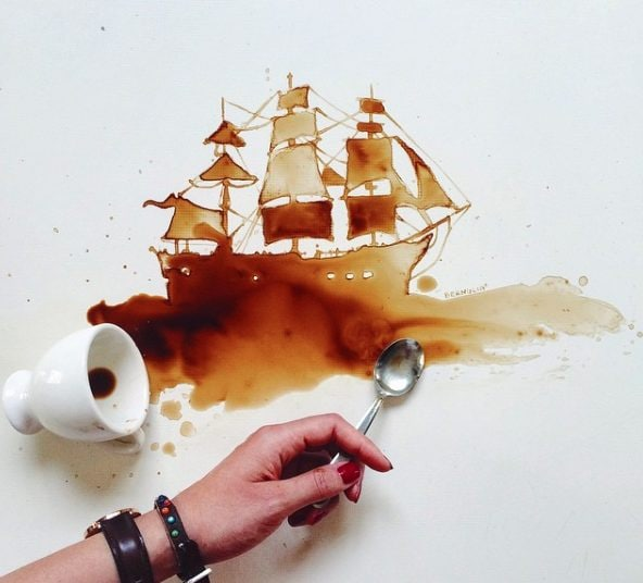 Una nave da sogno.