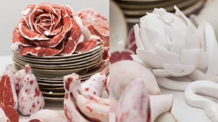 "6 ""vegetali"" trasformati in carne da Roni Landa"