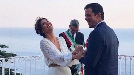 Le foto del matrimonio di Giulia Bevilacqua e Nicola Capodanno