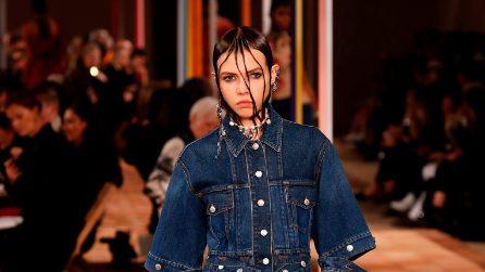 Alexander McQueen collezione Primavera/Estate 2018