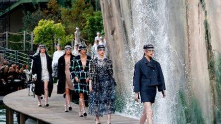 Chanel collezione Primavera/Estate 2018