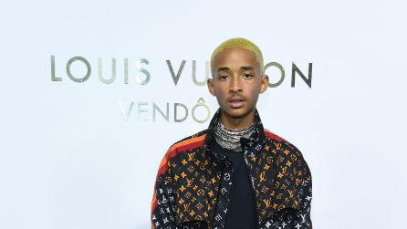 Il nuovo look di Jaden Smith
