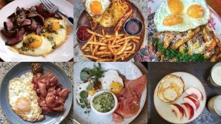 14 modi di abbinare l'uovo all'occhio di bue