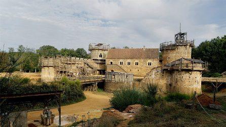 Il castello medievale costruito nel XXI secolo