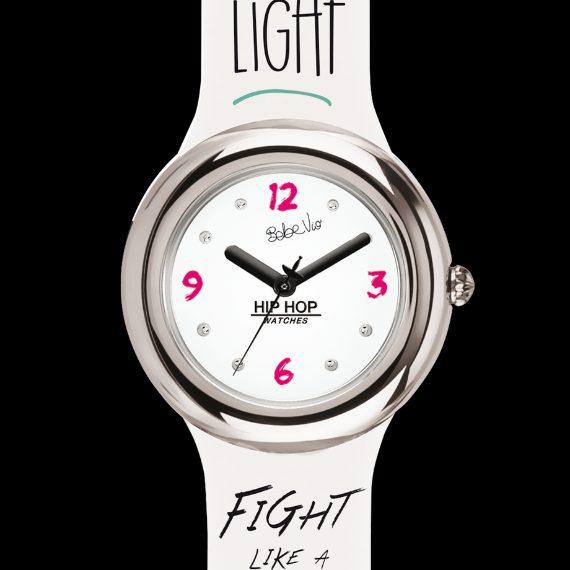Gli orologi Hip Hop disegnati da Bebe Vio 37ab1dd38180