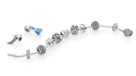 I prezzi dei gioielli della collezione Disney di Pandora