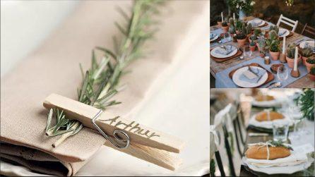11 idee creative per abbellire la tua tavola
