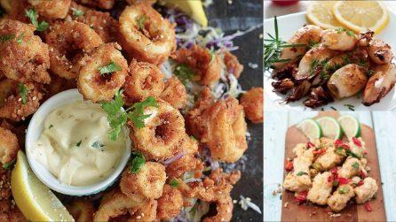 13 modi per cucinare i calamari che tutti dovrebbero conoscere