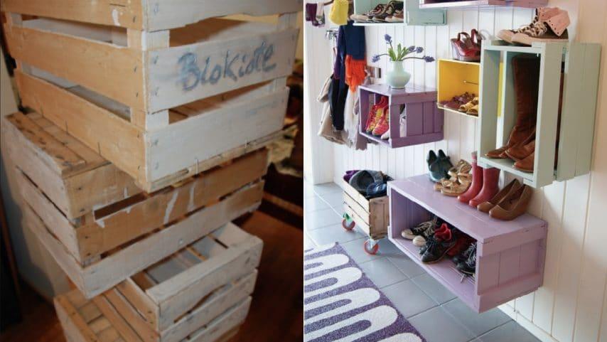 11 modi creativi di riutilizzare oggetti per la casa