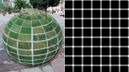 Le 5 illusioni ottiche che vi manderanno fuori di testa