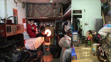 12 case claustrofobiche di Pechino: gli scatti di Alina Fedorenko