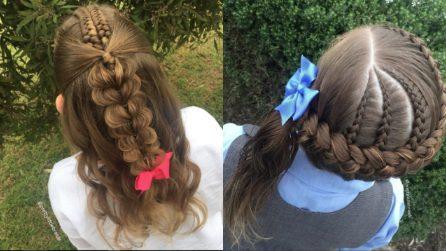 Le 11 acconciature che puoi fare a tua figlia
