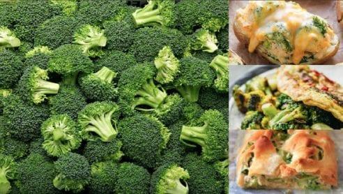 11 modi originali di cucinare i broccoli for Cucinare broccoli