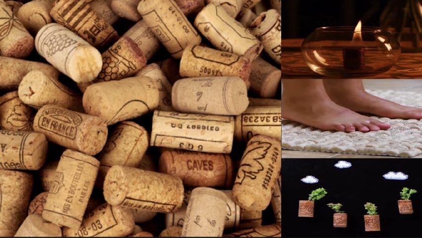Idee Creative Con Tappi Di Sughero : Idee creative da realizzare con tappi in sughero