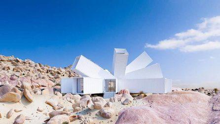 Vivere in container: una casa con interni ancora più straordinari degli esterni