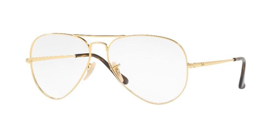 sfumature di data di uscita: all'ingrosso Occhiali da vista: il modello must sono gli aviator in metallo oro ...