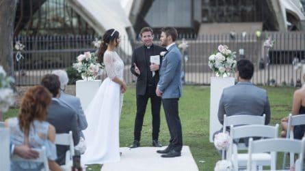 Le foto del matrimonio di Liam e Steffy a 'Beautiful'