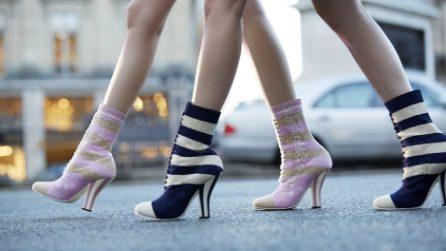 Scarpe calzino: i nuovi stivaletti per l'Autunno/Inverno 2017-18