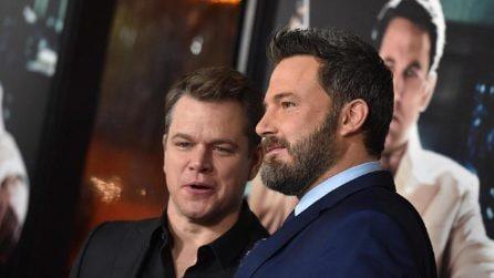 Da Ben Affleck a Leonardo Di Caprio: le reazioni dei divi di Hollywood allo scandalo Weinstein