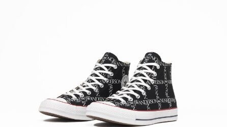 La collezione di sneakers Converse firmate da J.W. Anderson