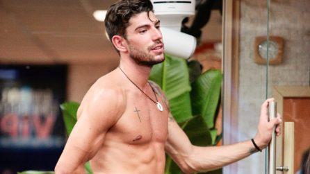Ignazio Moser, il sex symbol del GF Vip