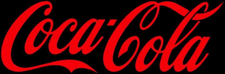 La Coca Cola è stata fondata nel 1886 da John Pemberton. Il logo dell'azienda è stato creato da Frank Mason Robinson, contabile di Pemberton, semplicemente usando il carattere di scrittura più diffuso all'epoca. Nel 1890 la società chiese a Robinson di riprogettare il marchio aggiungendo alla scritta alcuni turbinii che rendessero l'immagine più armoniosa e coinvolgente. È così che è nato il secondo logo più diffuso al mondo.