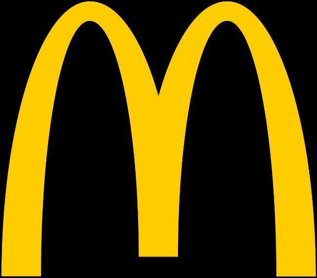 """Il fast food più diffuso al mondo è nato nel 1940 con il nome """"McDonald's Famous Barbeque"""" ed il logo richiamava il marchio con due strisce parallele in corrispondenza di """"famous"""". Nel 1948, la società fu rinominata """"McDonald's Famous Hamburgers"""" e da allora la forma del logo è cambiata continuamente fino a quando nel 1960 nacquero gli """"archi d'oro"""" per opera di Stanley Meston"""