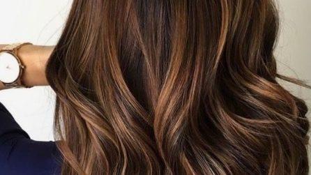 Fallayage, il colore di capelli per l'autunno 2017