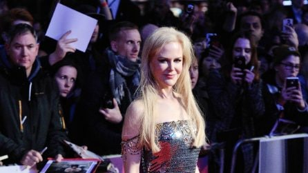 "Il look ""da sirena"" di Nicole Kidman"